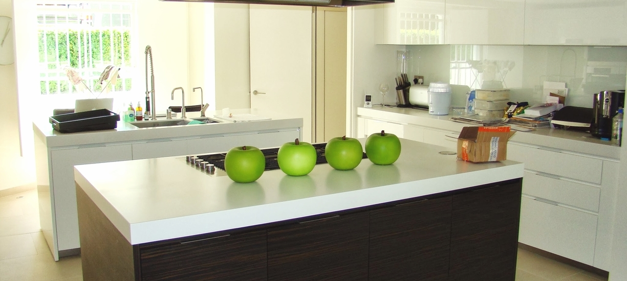 Bespoke kitchen and bathrooms